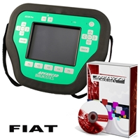 AD100PRO Tester with Fiat Software