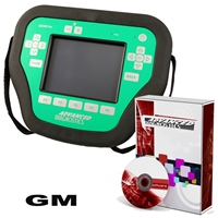 AD100PRO Tester with GM Software