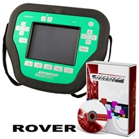 AD100PRO Tester with Rover and Land Rover Software