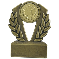 Q10GA 3 Inch Metal Award - Bronze