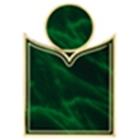 G453GRGG 123x175mm Enamel Plate - Green