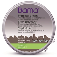 Bama Protector Cream Tin for waxed and oiled leathers 100ml