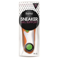 Bama Sneaker Air Comfort Gel Support Insole - Size 36-41
