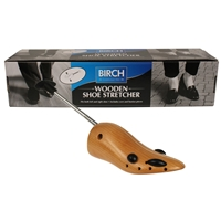 Birch Wooden Shoe Stretcher Gents Large