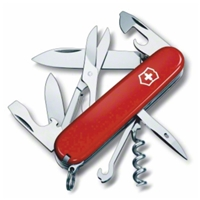 Swiss Army Knife Climber, Red