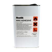 Bostik 6092 Neoprene Adhesive - 5 Litre Can