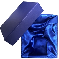 Blue Satin Lined Presentation Box - Fits 1 Pint Tankard [200x165x125mm]