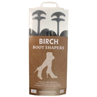 BIRCH Boot Shapers Long 13 Inch Boot Trees
