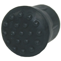 Rubber Bell Ferrules 19mm C Type Washered