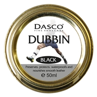 Dasco Dubbin Black 50ml