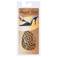 Dasco Angel Feet Gel Cushion With Leopard Print Cover