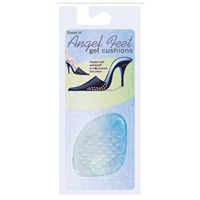 Dasco Angel Feet Clear Gel Ball of Foot Cushions