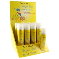 Dasco Angel Feet Satin Touch Counter Display With 13 Cans