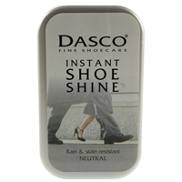 Dasco Instant Shoe Shine Sponge Neutral