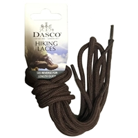 Dasco Laces Hiking Cord 140cm Brown