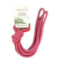 Dasco Laces Hiking Cord 140cm Purple -Red