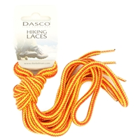 Dasco Laces Hiking Cord 140cm Yellow-Red