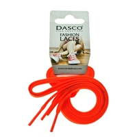 Dasco Wide Flat Neon Orange 120cm Euro Hook