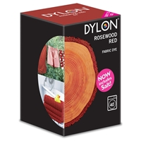 New Dylon Machine Fabric Dye Rosewood Red (64) 350g