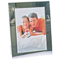 4x6 Inch Plain Shiney Picture Frame