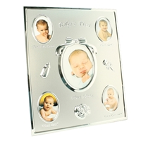 My First Year Baby Picture Frame - Overall Size 9.5x11.5