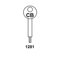 KWL66/TS7276 Yale Window Key