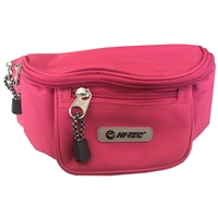 HI TEC Ladies Waist Bag - Fushia