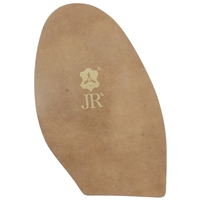 JR Leather Half Soles Gold Leaf 2.5-2.9mm Size 3