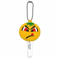 Key Dude - Cheeky Yellow Face Key Cap With LED Light