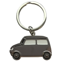 Car Metal Keyring