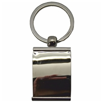Twin Sided Hinged Photo Frame Key Ring