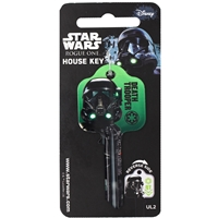Licensed Keys - Death Trooper Silca Ref UL054