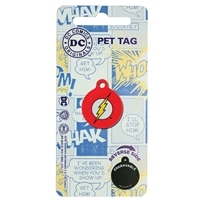 Licensed Pet Tag, 25mm The Flash