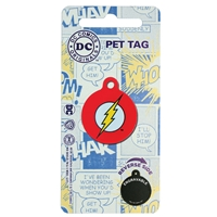 Licensed Pet Tag, 32mm The Flash