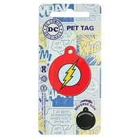Licensed Pet Tag, 38mm The Flash