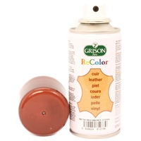 Grison Shoe Colour Aerosol 150ml, Maroon Brown 304