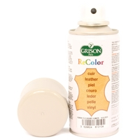Grison Shoe Colour Aerosol 150ml, Light Grey 320