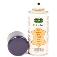 Grison Shoe Colour Aerosol 150ml, Navy Blue 327