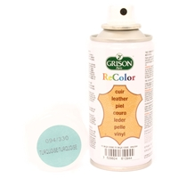 Grison Shoe Colour Aerosol 150ml, Turquoise 330