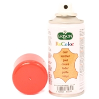 Grison Shoe Colour Aerosol 150ml, Scarlet 339
