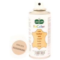 Grison Shoe Colour Aerosol 150ml, Dark Bone 353