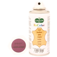 Grison Shoe Colour Aerosol 150ml, Lavender 377