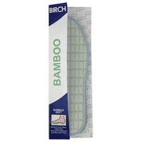 Birch Bamboo Insoles Gents Size 9