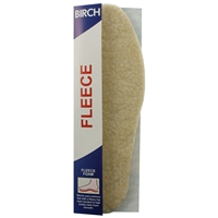 Birch Fleecy Insoles Gents Size 10