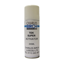 TEK Super Activator Aerosol 200ml From TUFLOC