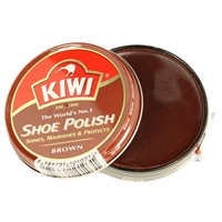 Kiwi Shoe Polish Brown 50ml
