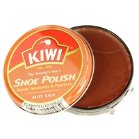 Kiwi Shoe Polish Mid Tan 50ml