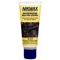 Nikwax WaterProofing Wax Cream For Leather Black