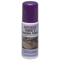 Nikwax Fabric And Leather Proof, 125ml
