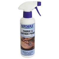 Nikwax Fabric & Leather Proof, 300ml (Spray)